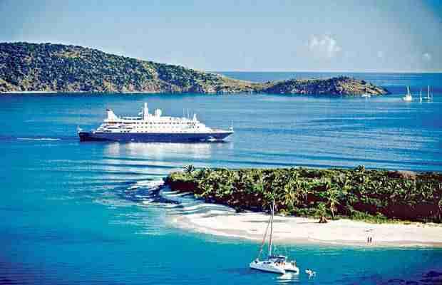 The Idyllic Carribean Cruise