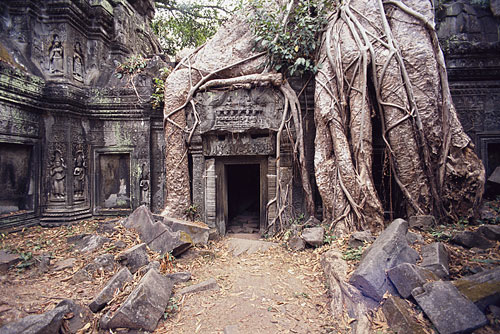 Visit the Mysterious Ankor Wat