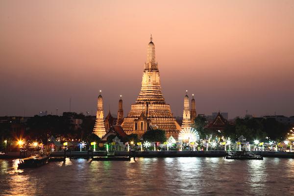 Colourful Bangkok Cruise Excursions