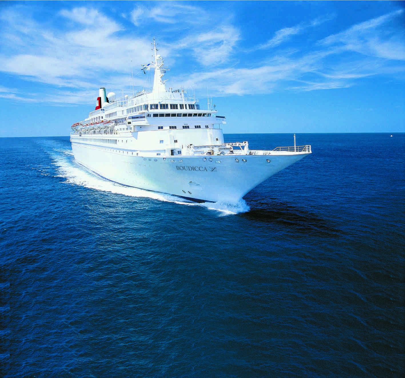 Fred Olsen Caribbean Cruise