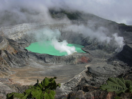 As You Can See, The Poas Volcano is Quite A Sight!
