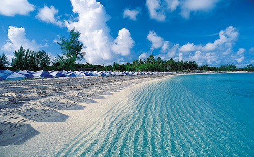 Eastern Caribbean Beach