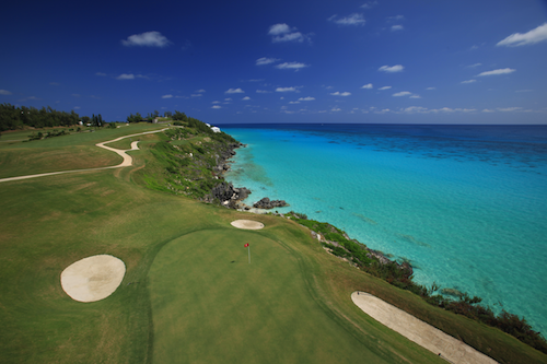 Play a Round of Golf in Bermuda at Port Royal Golf Course