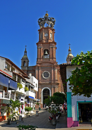 Puerto Vallarta's Old Town