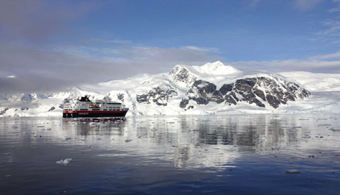 An Arctic Sea Cruise