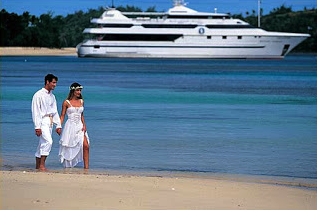Getting Married on A Cruise: The Perfect Beach Wedding & Honeymoon