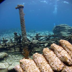 Explore Shipwrecks in the Bermuda Triangle