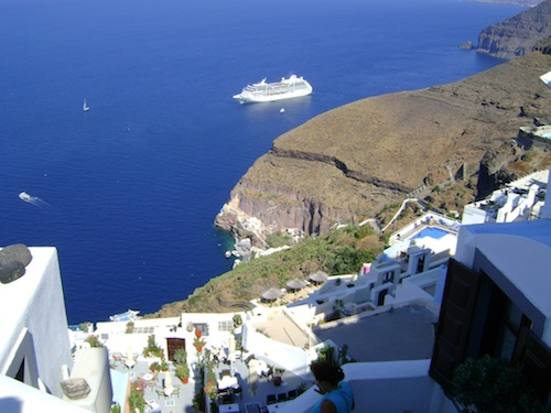 A Beautiful Mediterranean Cruise