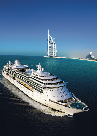 The popularity of Luxury Cruises is on the rise