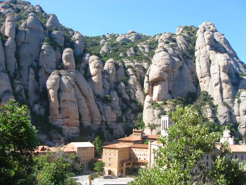The Montserrat Monastery