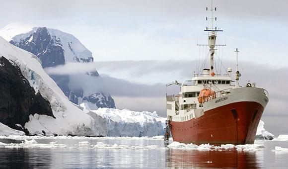 An Antarctic Cruise